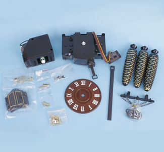 Cuckoo Clock Kit for Woodbury & Woodland Clocks
