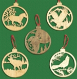 Holiday Ornament Set of Project Patterns