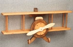 Airplane Shelf Woodcraft Pattern
