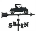 Vehicle Weathervanes Woodcraft Pattern