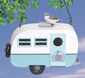 Travel Trailer Birdhouse Wood Plan