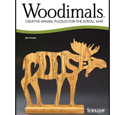 Woodimals Puzzles Book