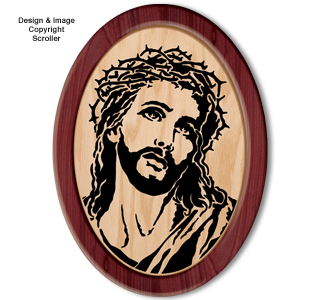 Jesus Crown of Thorns Project Patterns