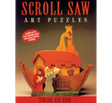 Scroll Saw Art Puzzles Book