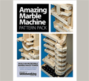 Amazing Marble Machine Pattern Pack