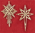 Heavenly Star Ornaments Combo Set