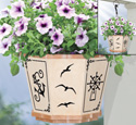 Sea Breeze Hanging Basket Pattern