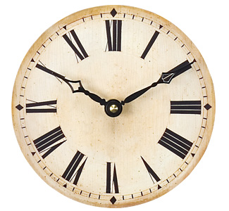 Roman Face Clock Kit