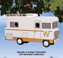 MotorHome Birdhouse Plans