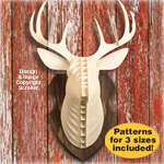 Whitetail Buck Mount Pattern Set