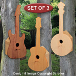 String-Along-Birdhouse Pattern Set