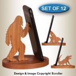Animal Cell Phone Holders - #2 - Downloadable
