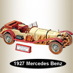 1927 Mercedes Benz Motor Wagon
