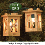 Light Strand Lanterns - Downloadable
