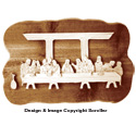 The Last Supper Project Pattern - Downloadable