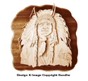 Indian Chief Project Pattern