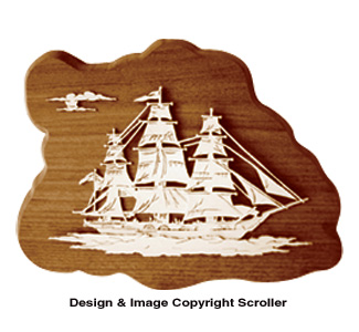 Clipper Ship Project Pattern