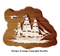 Clipper Ship Project Pattern - Downloadable