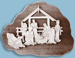 Nativity Scene Project Pattern - Downloadable