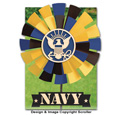 Navy Yard Spinner Pattern
