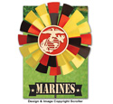 Marines Yard Spinner Pattern