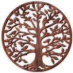 Tree of Life Wall Art Pattern