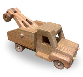 Tow Truck Pattern - Downloadable