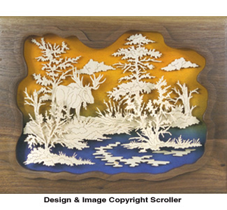Moose Pond Project Pattern Downloadable