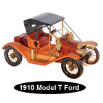 1910 Model T Ford Design Pattern