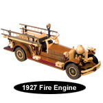1927 Fire Engine Design Pattern