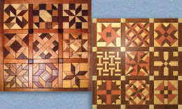 Geo Quilt Pattern Combo Project Pattern