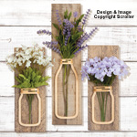 Country Planter Set Pattern