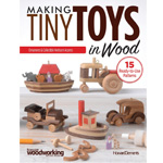 Making Tiny Toys in Wood Book