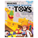 Making Inventive Wooden Toys Book