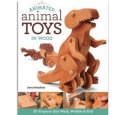 Animated Animal Toys In Wood Book