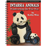 Intarsia Animals Woodworking the Wise Way