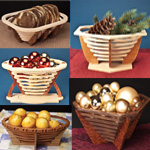 Elegant Art Basket Designs