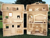 Doll Houses & Playsets