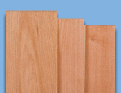 Grade A4 Oak Plywood Panels
